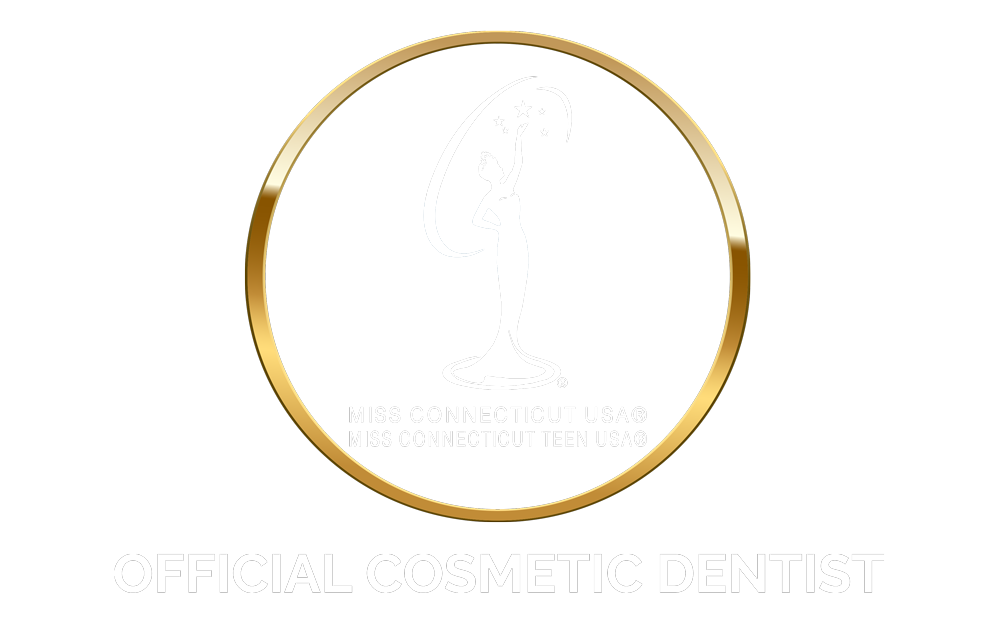 Miss Conn USA Badge